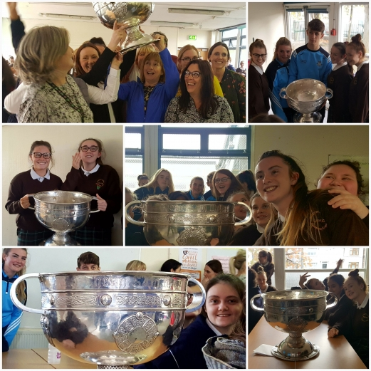 Surprise Visit by Sam Maguire